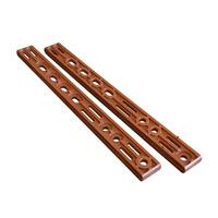 Крепеж для деревянных фасадов УНО 180М: 180 х 14 х 10 мм