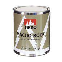 Масло-Воск для наружных работ TIKKO (Натуральный) 2.4л